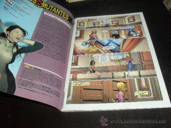 Cómics: NUEVOS MUTANTES Nº 6. MARVEL COMICS. PANINI. - Foto 3 - 34996560