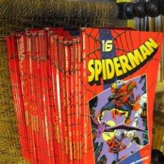 Cómics: MARVEL COMICS,35 TEBEOS DE SPIDERMAN, PLANETA AGOSTINI TIENEN 80 PAGINAS. Lote 35063764