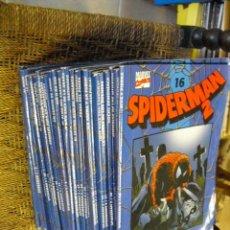 Cómics: MARVEL COMICS 37 TEBEOS DE SPIDERMAN, DE PLANETA AGOSTINI,ESTAN NUEVOS. Lote 35063966