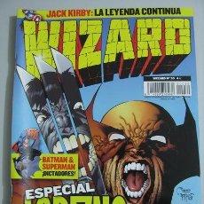 Cómics: WIZARD Nº30 (LA REVISTA DE COMICS) EDICION ESPAÑOLA (LEER DESCRIPCION). Lote 148419580