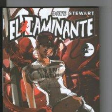Cómics: EL CAMINANTE - EL REY DEL SUEÑO / DAVE STEWART.VIRGIN COMICS.PANINI. Lote 35547552