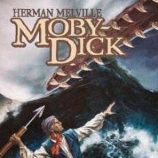 Cómics: MOBY DICK (CLÁSICOS ILUSTRADOS MARVEL). OFERTA 15% DESCUENTO.. Lote 35588783