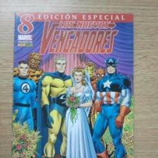Cómics: NUEVOS VENGADORES VOL 1 #8 EDICION ESPECIAL. Lote 35674102
