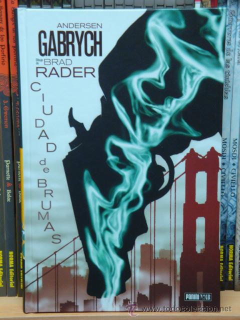 CIUDAD DE BRUMAS, DE ANDERSEN GABRYCH Y BRAD RADER (Tebeos y Comics - Panini - Otros)
