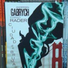 Cómics: CIUDAD DE BRUMAS, DE ANDERSEN GABRYCH Y BRAD RADER . Lote 35879997