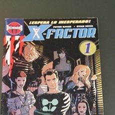 Cómics: X FACTOR 1 PANINI MARVEL. Lote 35887931