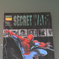 Cómics: SECRET WAR 1 PANINI MARVEL. Lote 35887966