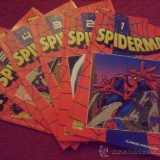 Cómics: SPIDERMAN - TOMOS DEL 1 AL 6 -. Lote 35966698