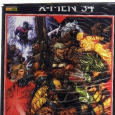 Cómics: X-MEN V.3 Nº34 (COMPLEJO DE MESÍAS CAPÍTULO 13). Lote 242812935
