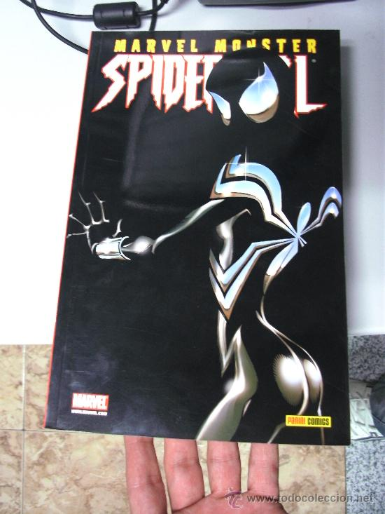 SPIDERGIRL MARVEL MONSTER Nº 4 / PANINI (Tebeos y Comics - Panini - Marvel Comic)