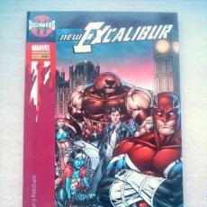 Comics: NEW EXCALIBUR Nº 1 DIEZMADOS / PANINI 2004. Lote 36289498