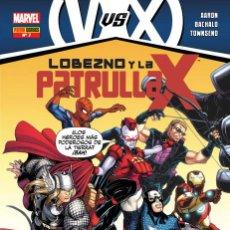 Cómics: LOBEZNO Y LA PATRULLA-X AÑO 1 Nº 7 AARON & BACHALO & TOWNSEND MARVEL COMICS - PANINI COMICS. Lote 36283882