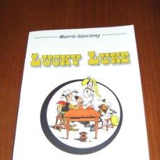 Cómics: CLÁSICOS DEL CÓMIC: LUCKY LUKE - PANINI. Lote 64353719