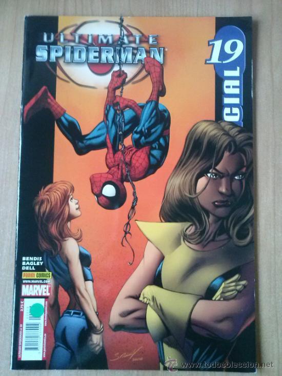SPIDERMAN ULTIMATE Nº 19 (Tebeos y Comics - Panini - Marvel Comic)