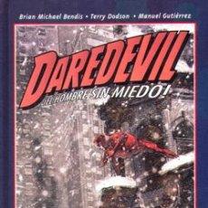 Cómics: DAREDEVIL ¡ EL HOMBRE SIN MIEDO ! Nº 6 B.M BENDIS & TERRY DODSON Y MANUEL GUTIÉRREZ. Lote 36765774