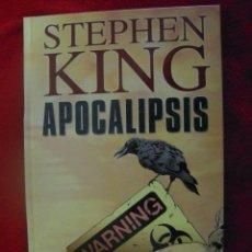 Cómics: APOCALIPSIS DE STEPHEN KING - AGUIRRE & SACASA & PERKINS & MARTIN - CARTONE. Lote 36780527