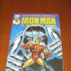 Cómics: BIBLIOTECA MARVEL IRON MAN Nº 8 - EXCELSIOR . Lote 37334036