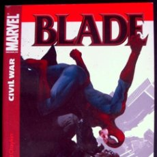 Cómics: TOMO BLADE (CIVIL WAR). Lote 37372303