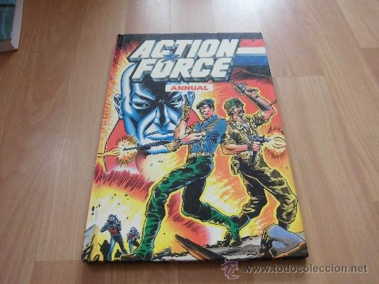 ACTION FORCE ANNUAL 1987 Nº 1? EDITORIAL MARVEL (Tebeos y Comics - Panini - Marvel Comic)