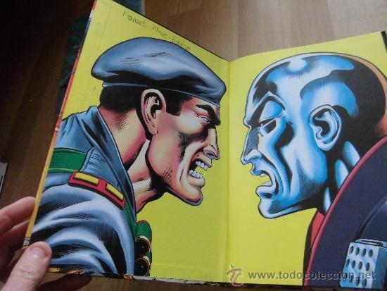 Cómics: ACTION FORCE ANNUAL 1987 Nº 1? EDITORIAL MARVEL - Foto 2 - 37409160