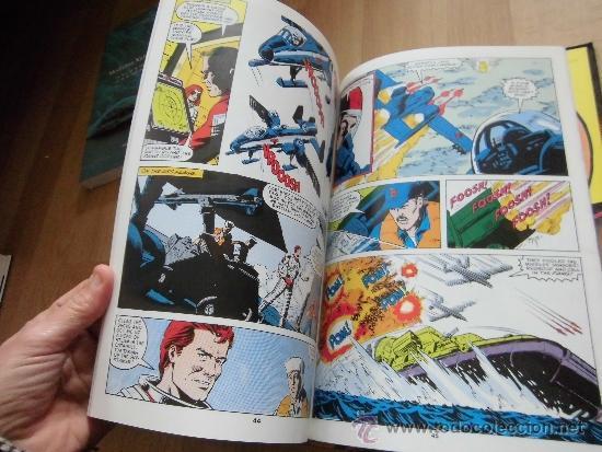 Cómics: ACTION FORCE ANNUAL 1987 Nº 1? EDITORIAL MARVEL - Foto 3 - 37409160