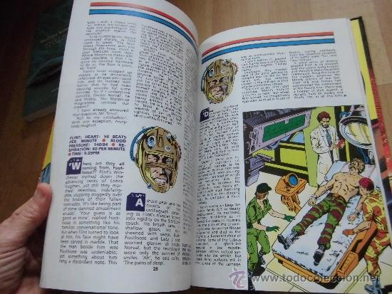 Cómics: ACTION FORCE ANNUAL 1987 Nº 1? EDITORIAL MARVEL - Foto 5 - 37409160