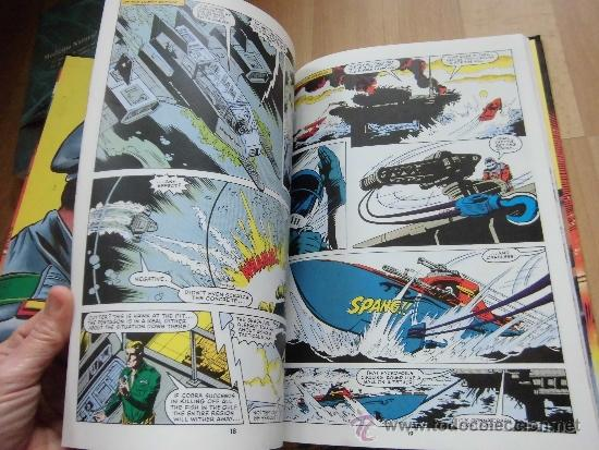 Cómics: ACTION FORCE ANNUAL 1987 Nº 1? EDITORIAL MARVEL - Foto 6 - 37409160
