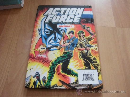 Cómics: ACTION FORCE ANNUAL 1987 Nº 1? EDITORIAL MARVEL - Foto 7 - 37409160