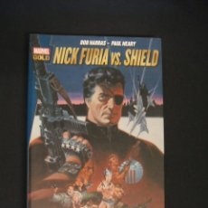 Cómics: MARVEL GOLD - NICK FURIA VS. SHIELD - PANINI - . Lote 37434848