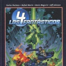 Cómics: LOS 4 FANTÁSTICOS Nº 3 BEST OF MARVEL ESSENTIALS DE PACHECO & MARÍN & MAGUIRE & JOHNSON. Lote 37669974