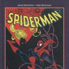 Cómics: SPIDERMAN Nº 3 BEST OF MARVEL ESSENTIALS DE DAVID MICHELINIE & TODD MCFARLANE. Lote 37670001