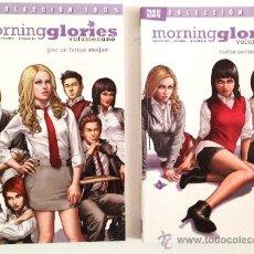 Cómics: MORNING GLORIES -- PANINI COMICS -- Nº 1 Y Nº 2. Lote 38261238