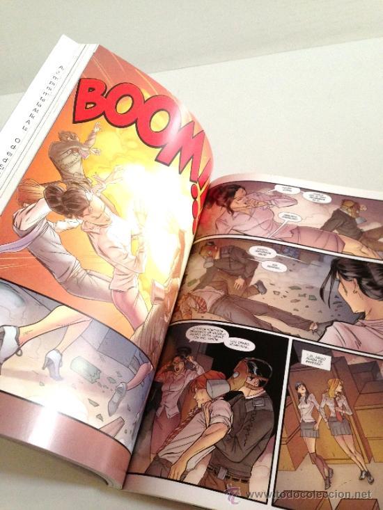 Cómics: MORNING GLORIES -- PANINI COMICS -- Nº 1 Y Nº 2 - Foto 2 - 38261238