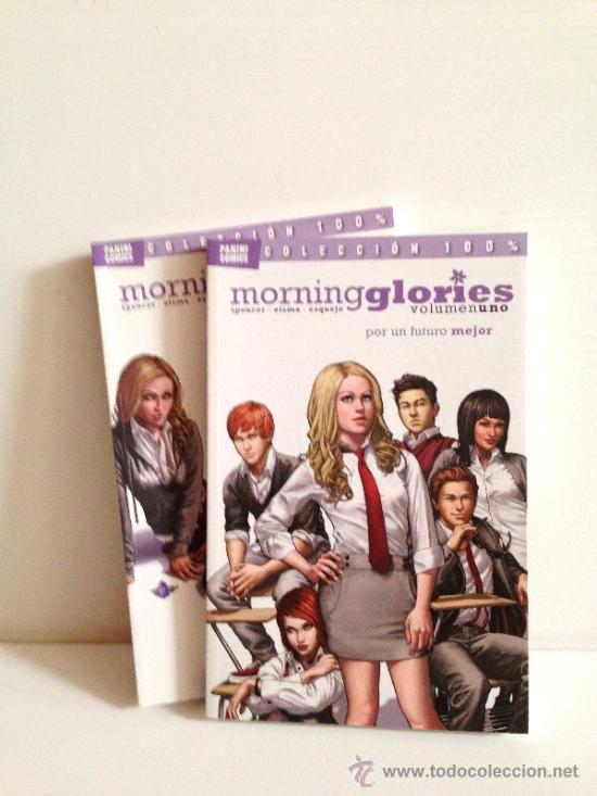 Cómics: MORNING GLORIES -- PANINI COMICS -- Nº 1 Y Nº 2 - Foto 5 - 38261238