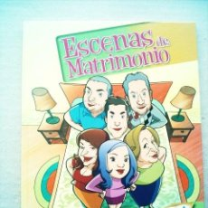 Cómics: ESCENAS DE MATRIMONIO / PANINI 2008. Lote 38484379