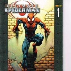 Cómics: ULTIMATE SPIDERMAN Nº 1 - PANINI COMICS. Lote 38691644