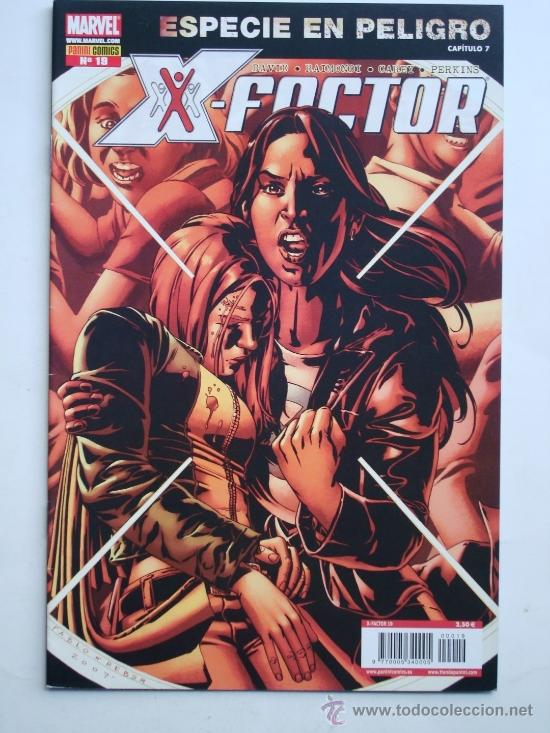 X FACTOR VOL 1 Nº 19 - PANINI (MARVEL) (Tebeos y Comics - Panini - Marvel Comic)