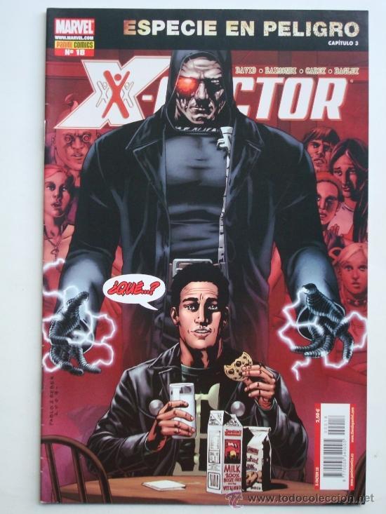X FACTOR VOL 1 Nº 18 - PANINI (MARVEL) (Tebeos y Comics - Panini - Marvel Comic)