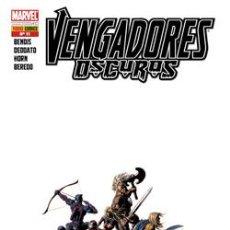 Cómics: VENGADORES OSCUROS Nº 11 DE BENDIS & DEODATO & HORN & BEREDO. Lote 38696380