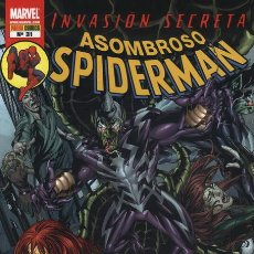 Cómics: ASOMBROSO SPIDERMAN Nº 31 INVASIÓN SECRETA DE REED & GUGGENHEIM & SANTUCCI & KITSON . Lote 38869836