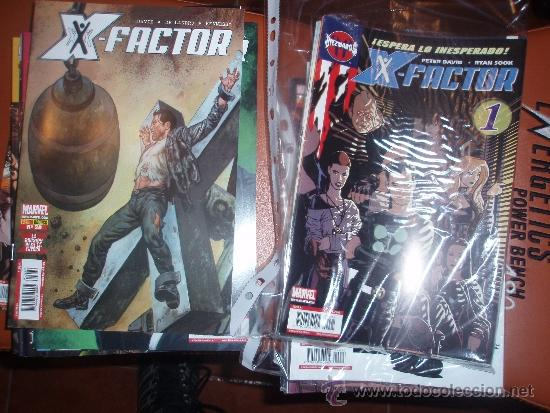 X FACTOR VOL.1 PANINI 1 AL 53 COMPLETA (Tebeos y Comics - Panini - Marvel Comic)