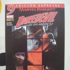 Cómics: # MARVEL KNIGHTS DAREDEVIL VOL 2 Nº 9 (ED ESPECIAL) BENDIS MALEEV PANINI 2006 (#L). Lote 39090550