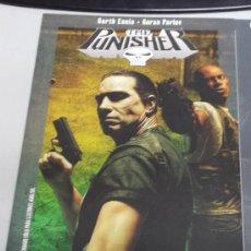 Cómics: MAX PUNISHER Nº 6 BARRACUDA ¡ ONE SHOT 144 PAGINAS ! GARTH ENNIS / MARVEL - PANINI. Lote 57534032