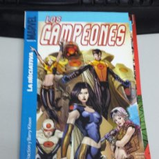 Cómics: LOS CAMPEONES Nº 1 LA INICIATIVA ¡ 176 PAGINAS ! MATT FRACTION / PANINI. Lote 39221751
