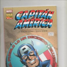 Cómics: CAPITAN AMERICA - ROGER STERN/JOHN BYRNE Nº1 - MARVEL GOLD . Lote 39757526