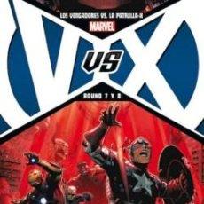 Cómics: LOS VENGADORES VS LA PATRULLA -X AÑO 2 Nº 4 DEFRACTION & BENDS & COIPEL & KUBERT & MORALES & DELL. Lote 39917709