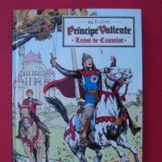 Cómics: PRINCIPE VALIENTE, LEJOS DE CAMELOT. AUTORES, MARK SCHULTZ Y GARY GIANNI. PANINI COMICS, AÑO 2010. . Lote 39938632