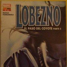 Cómics: LOBEZNO EL PASO DEL COYOTE PARTE 5 NO.28 AÑO 2005 . Lote 39951262
