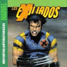 Cómics: LOS EXILIADOS Nº 7 : INSTINTOS ANTINATURALES DE CHUCK AUSTEN Y CLAYTON HENRY. Lote 40173086