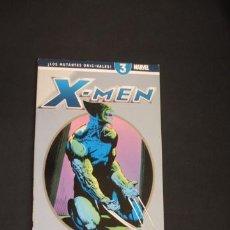Cómics: X-MEN - LOS MUTANTES ORIGINALES - Nº 3 - PANINI - . Lote 40197522